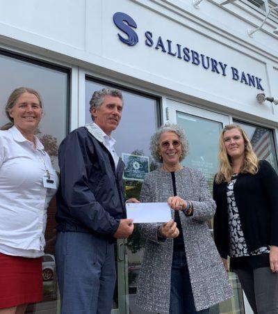 salisbury bank gift check passing