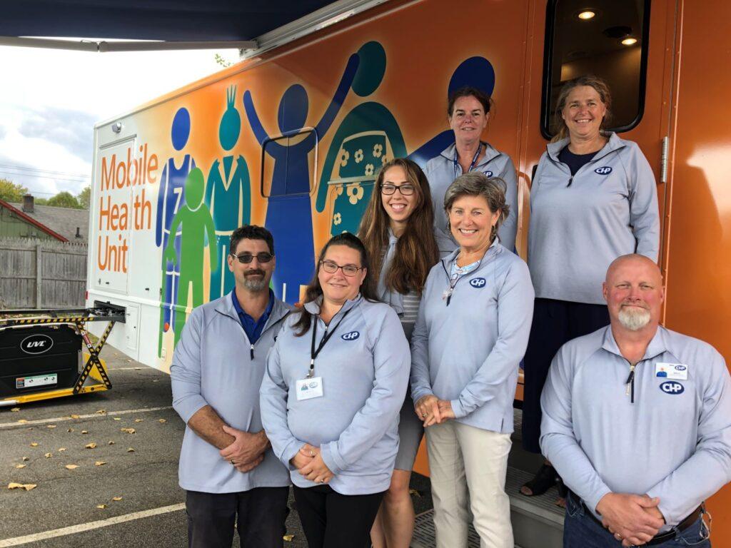 Mobile Health Unit Team