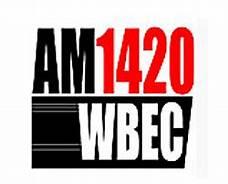 WBEC radio logo